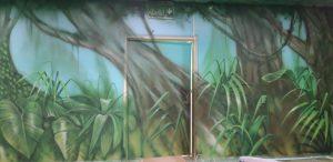 Mural dekoracyjne i artystyczne malowanie ścian