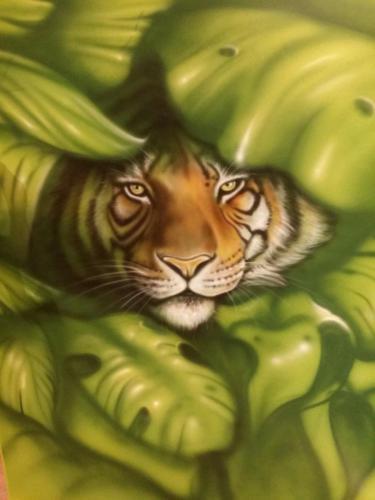 ukryty tiger