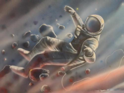 nowoczesna stylistyka kosmiczna