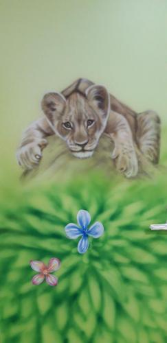 smal tiger