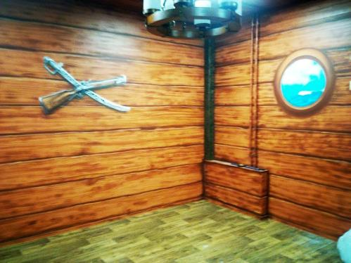 pirat room